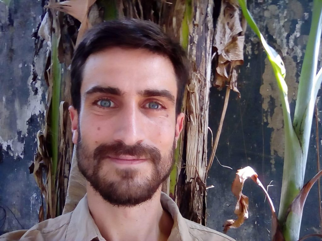 Nick Boyd in Borneo, 2019